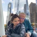 Camilla Ferranti e Christopher Lambert