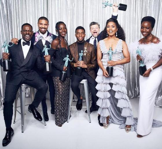 Cast di 'Black Panther'