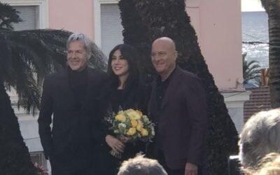 Claudio Baglioni, Virginia Raffaele, Claudio Bisio