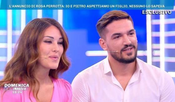 Domenica Live - Rosa e Pietro