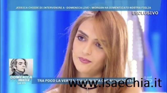 Domenica Live - Jessica Mazzoli