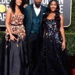 Idris Elba e la figlia Isan