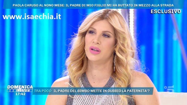 Eva Henger su Francesco Monte, a Domenica Live rivela: mi ha querelata