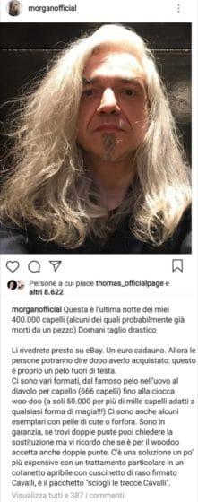 Instagram - Morgan