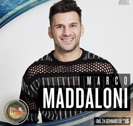 Isola 14 - Marco Maddaloni