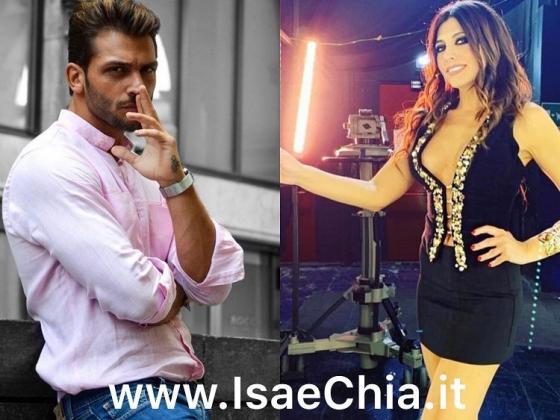 Mariano Catanzaro e Emanuela Tittocchia