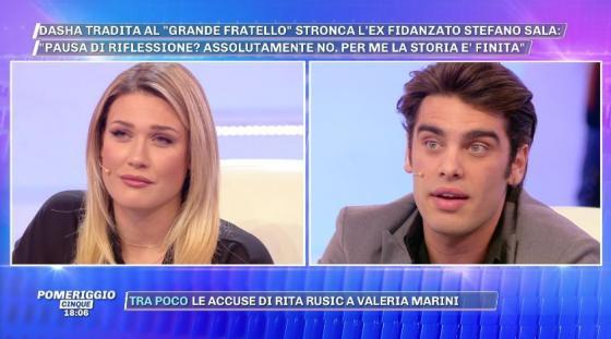 Pomeriggio 5 - Stefano Sala e Benedetta Mazza