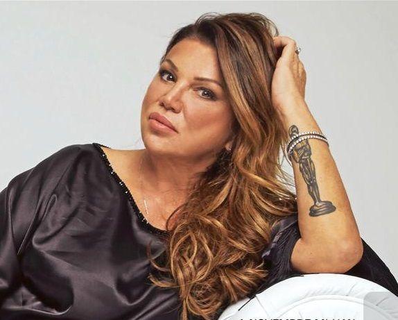 Serena Grandi operata a Santarcangelo per un tumore al seno