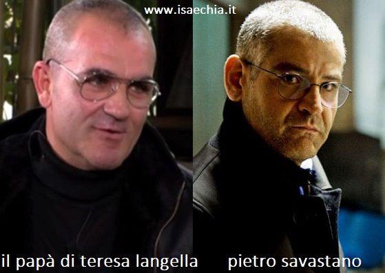 Somiglianza tra il papà di Teresa Langella e Pietro Savastano di 'Gomorra'