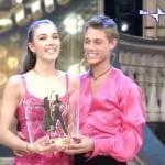 Ballando con le Stelle - Umberto Gaudino, Martina Pinto