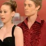 Ballando con le Stelle - Umberto Gaudino, Sara Santostasi