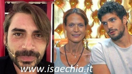 Gianmarco Amicarelli, Jane Alexander, Elia Fongaro