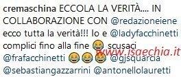 Instagram Cremaschi