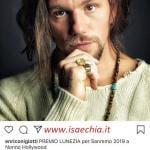 Instagram Enrico Nigiotti