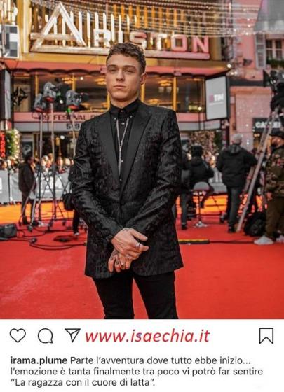 Instagram Irama