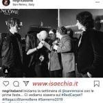 Instagram Negrita