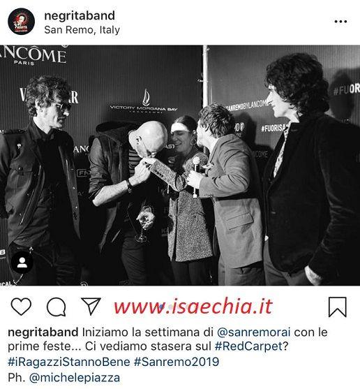 Sanremo 2019: la classifica dopo la seconda serata del Festival