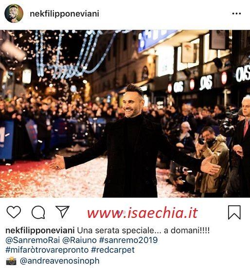 Instagram Nek
