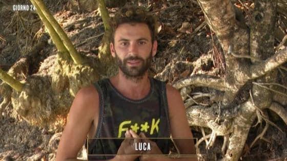 L'Isola dei Famosi - Luca Vismara