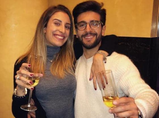 Piero Barone e Valentina Allegri