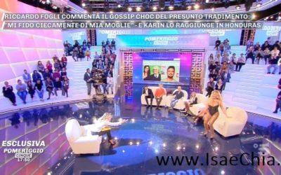 Pomeriggio 5 - Francesca Cipriani