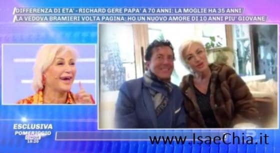 Pomeriggio 5 - Lucia Bramieri