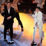 Sanremo 2019 - Arisa e Tony Hadley
