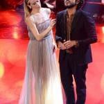 Sanremo 2019 - Francesco Renga e Eleonora Abbagnato