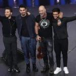 Sanremo 2019 - Il Volo e Alessandro Quarta