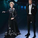 Sanremo 2019 - Patty Pravo e Mattia Briga