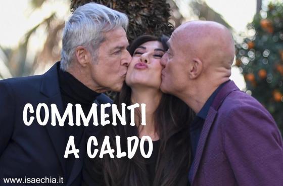 'Sanremo 2019': commenti a caldo