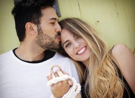Alessandro Rabboni e Romina Carancini