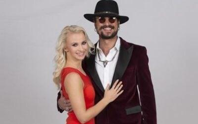 Ballando con le stelle 14 - Pablo Daniel Osvaldo e Veera Kinnunen