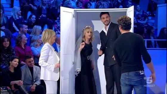 C'è Posta per Te - Francesco Monte e Luciana Litizzetto