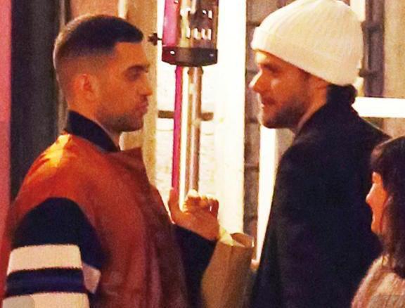 Mahmood ha un fidanzato e si chiama Lorenzo