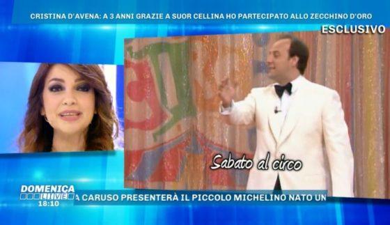 Domenica Live - D'Avena