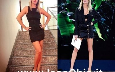 Eva Henger, Alessia Marcuzzi