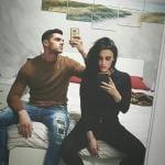 Luca Bardella e Giorgia Pisana