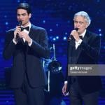 Matteo e Andrea Bocelli