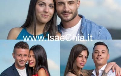 Raffaela Giudice e Andrea Celetano - Oronzo Carinola e Valentina De Biasi - Giada Giovanelli e Francesco Branco