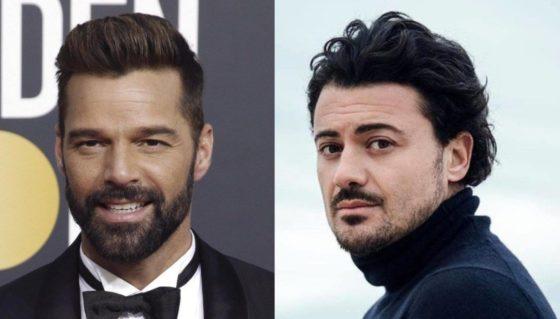 Ricky Martin - Vittorio Grigolo