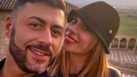 Stefano Torrese e Pamela Barretta