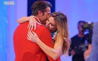Trono Over - David Scarantino e Cristina Incorvaia