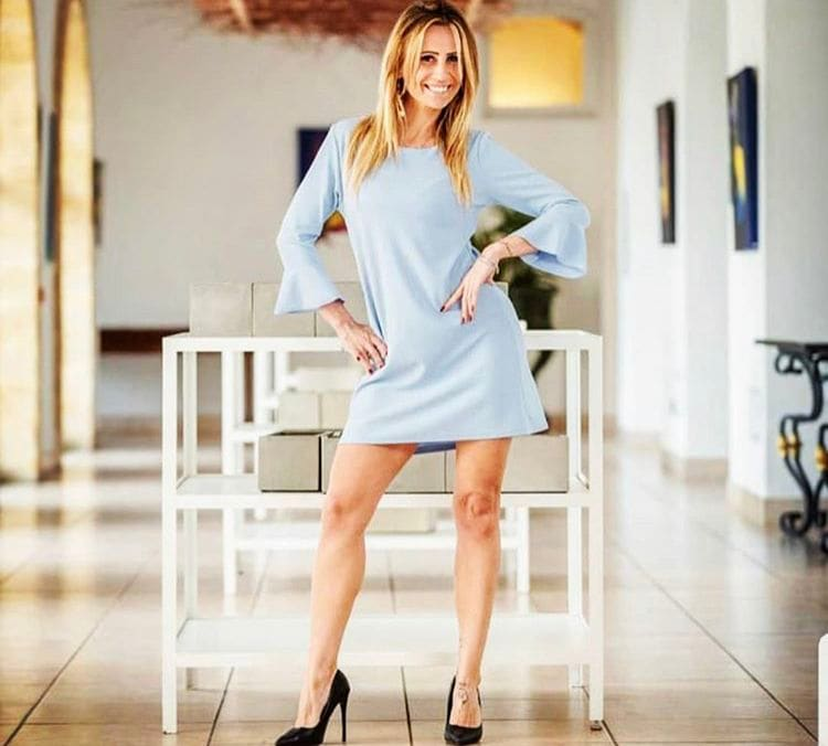 Ursula Bennardo incinta di Sossio Aruta: la prima tenera foto del pancino