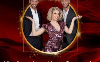Ballando con le stelle - Kevin e Jonathan Sampaio e Lucrezia Lando