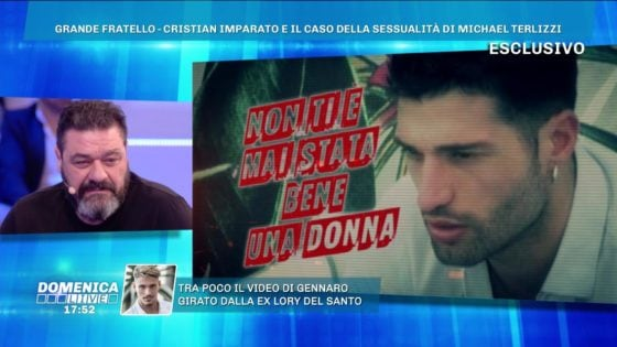 Domenica Live - Franco Terlizzi