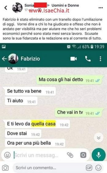 Facebook - Fabrizio
