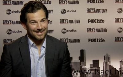 Grey's Anatomy - Giacomo Gianniotti