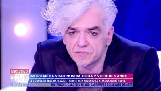 Live Non è La D'Urso - Morgan
