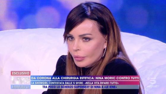 Live Non è la D'Urso - Nina Moric